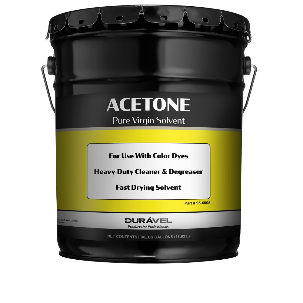 5 Gallons Acetone