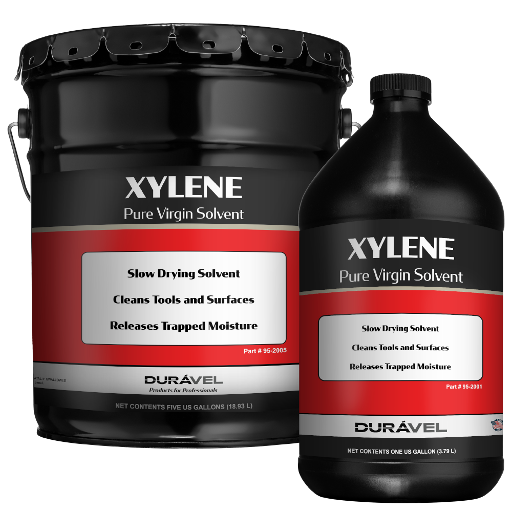 Xylene 1330-20-7 - One and five 5 Gallons